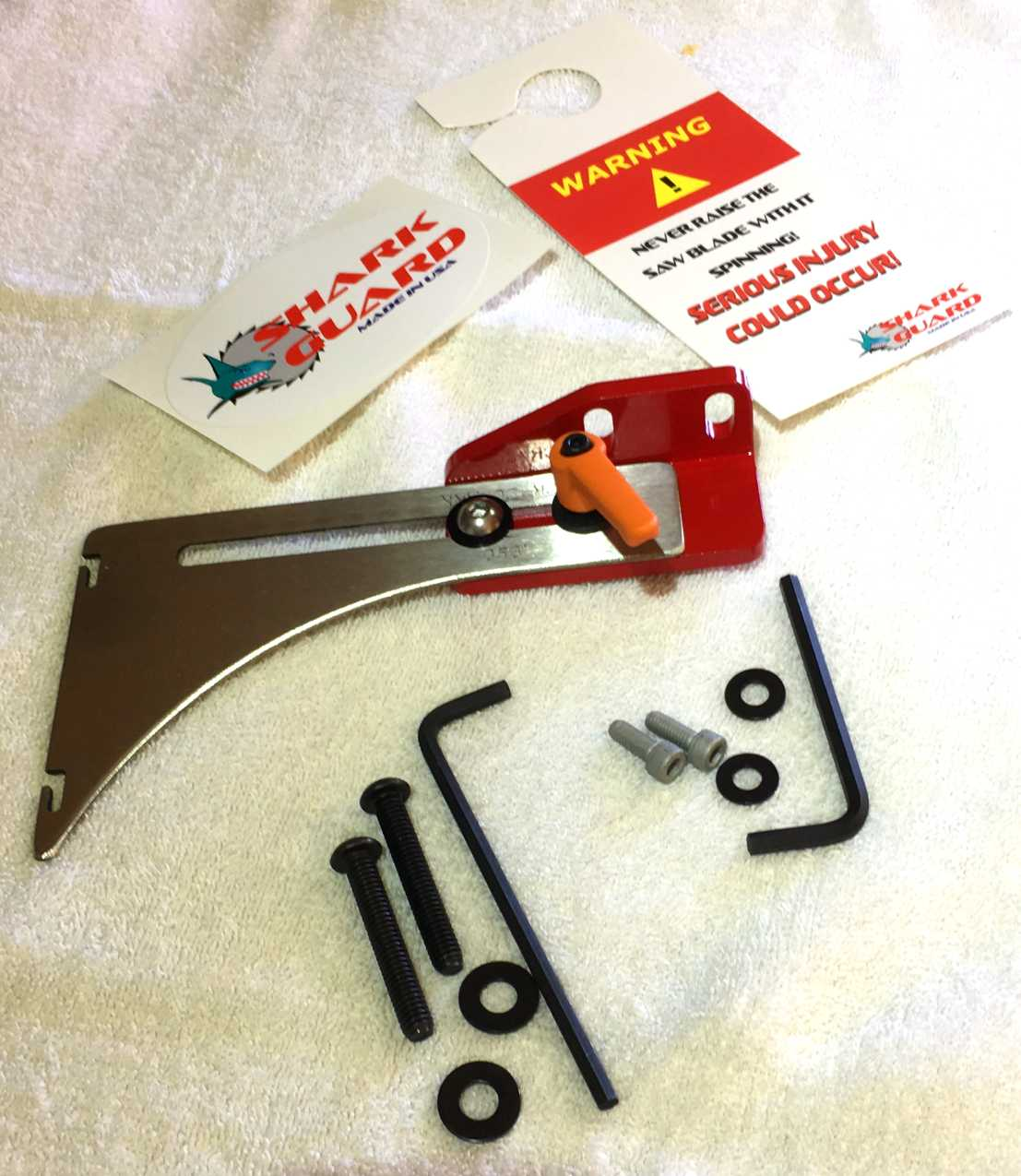 order shark guard table saw blade guards