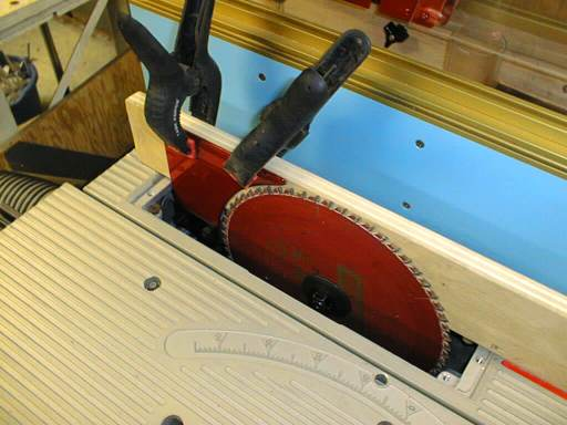 Learn table saw splitter plans Table saw splitter